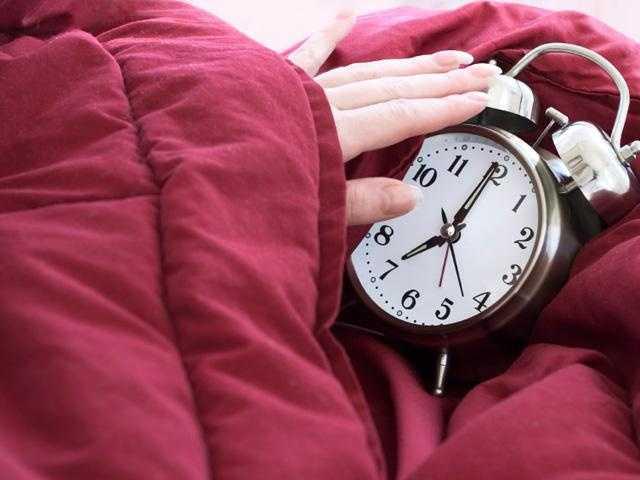 7. Don't Skimp On Sleep