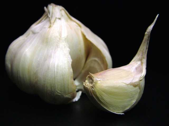 Not only does garlic repel vampires, Lipman says it also has antiviral properties and is a known immunity booster.