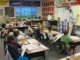Wtihout voter approved temporary tax increases's Teacher Pink Slips might mean a little more to teachers this year.