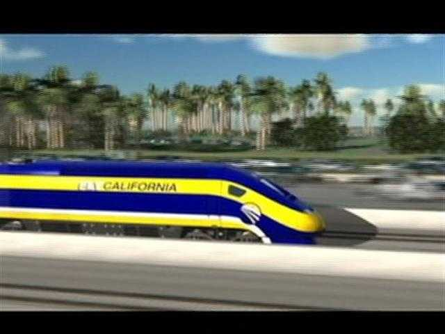 High-speed rail experts to meet today to discuss plans for a route in California.