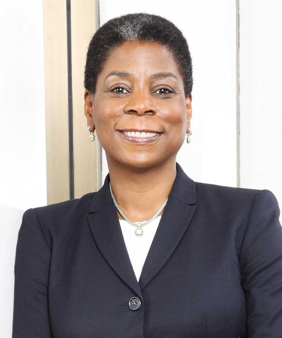 Ursula M. Burns / CEO of Xerox Corp.