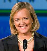 Margaret Whitman / CEO of Hewlett-Packard Co.