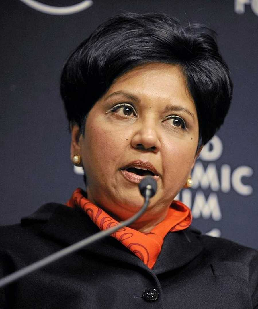 Indra K. Nooyi / CEO of PepsiCo Inc.