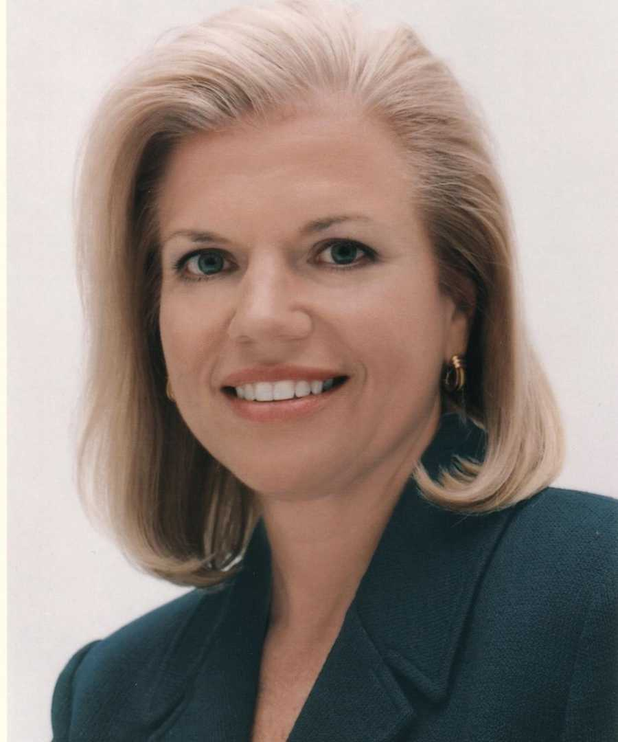 "Virginia ""Ginni"" Rometty / CEO of IBM Corp."