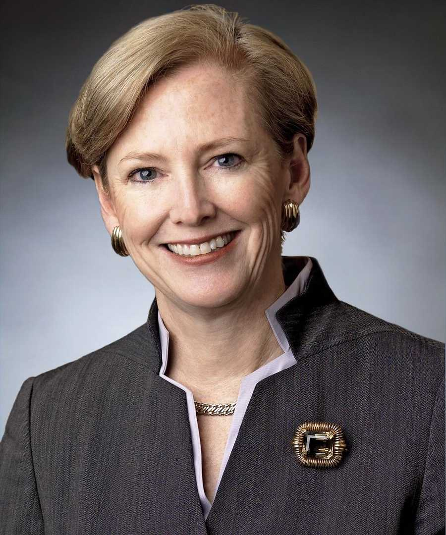 Ellen J. Kullman / CEO of DuPont