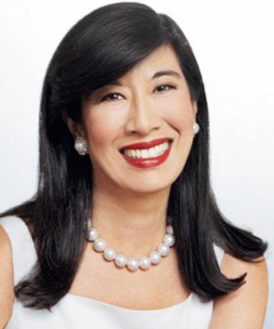 Andrea Jung / CEO of Avon Products Inc.