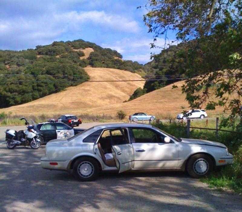 Motor vehicle theftsMonterey County:    2009  - 1,808  ///  2010 -  1,378Santa Cruz County: 2009  -  847 ///     2010 -  656
