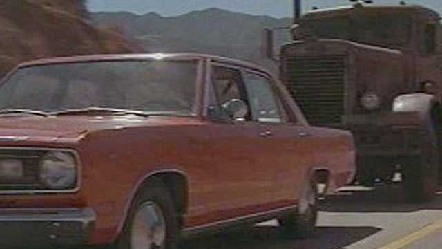 """I'd like to report a truck driver who's been endangering my life."" -- ""Duel"" (1971)"