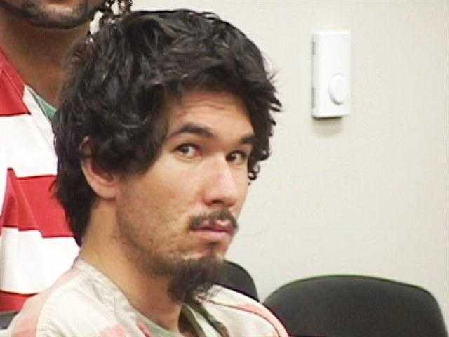 According to a police affidavit, Christopher has schizophrenia.