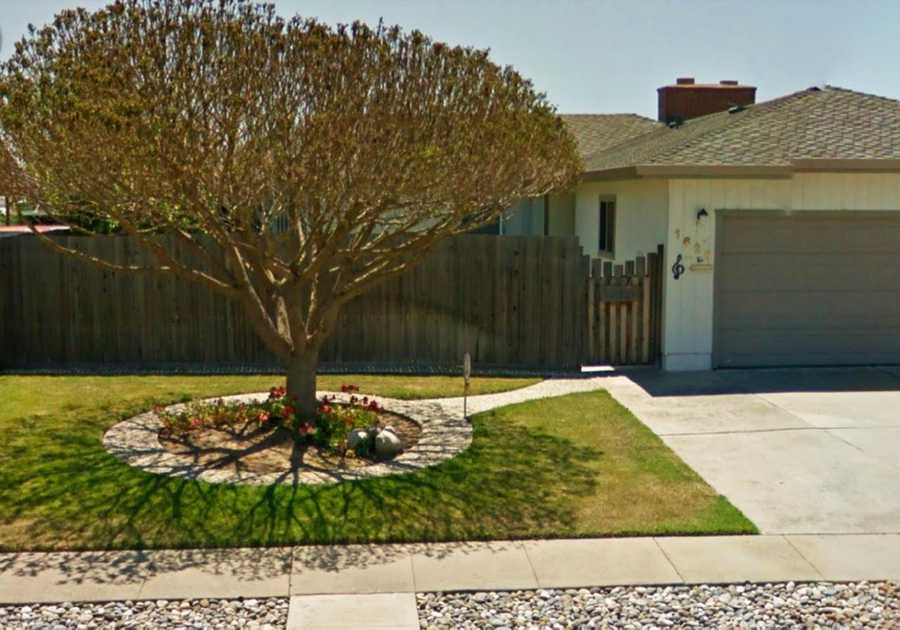 Janet Sorenson, 71, lived in this Salinas house on the 1600 block of Atherton Way.