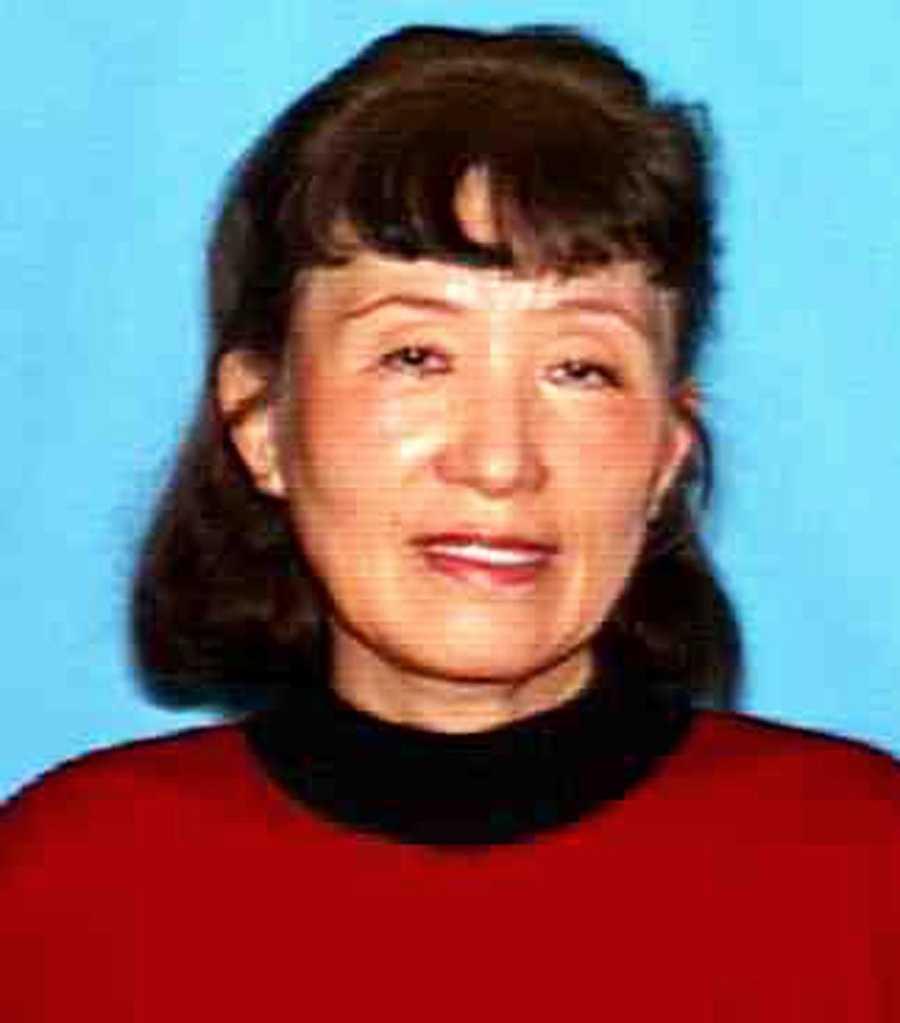 """Janet """"Nene"""" Sorenson went missing on Dec. 7, 2011."""