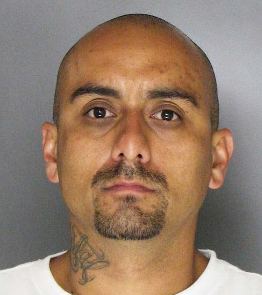 Thomas Lee Marquez, 36, of Watsonville, is wanted on felony domestic violence charges, police said.