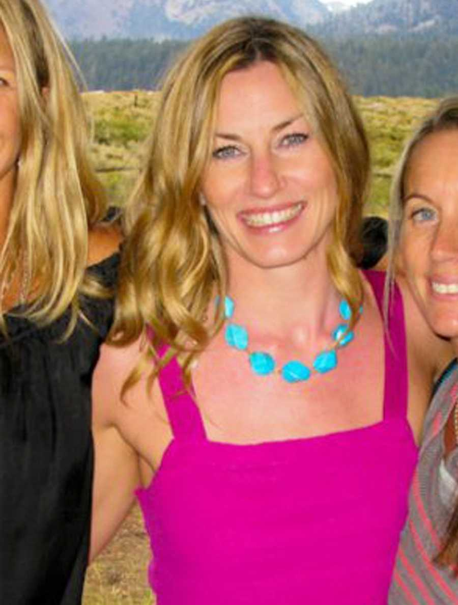 Elyse Saugstad, of Santa Cruz, was swept down a mountain by an avalanche in Washington and used an airbag device to survive on Feb. 19. Three other skiers she was with died.