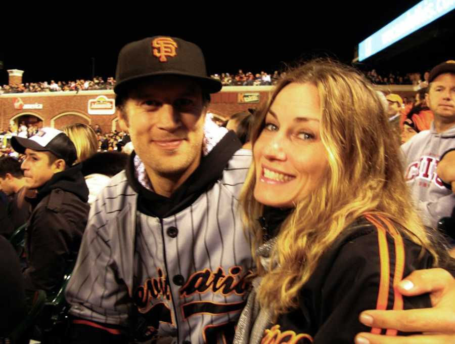 Saugstad is married to fellow professional skiier and free rider Cody Townsend, 28, of Santa Cruz. Townsend, who graduated from Aptos High School in 2001, has also survived avalanches.