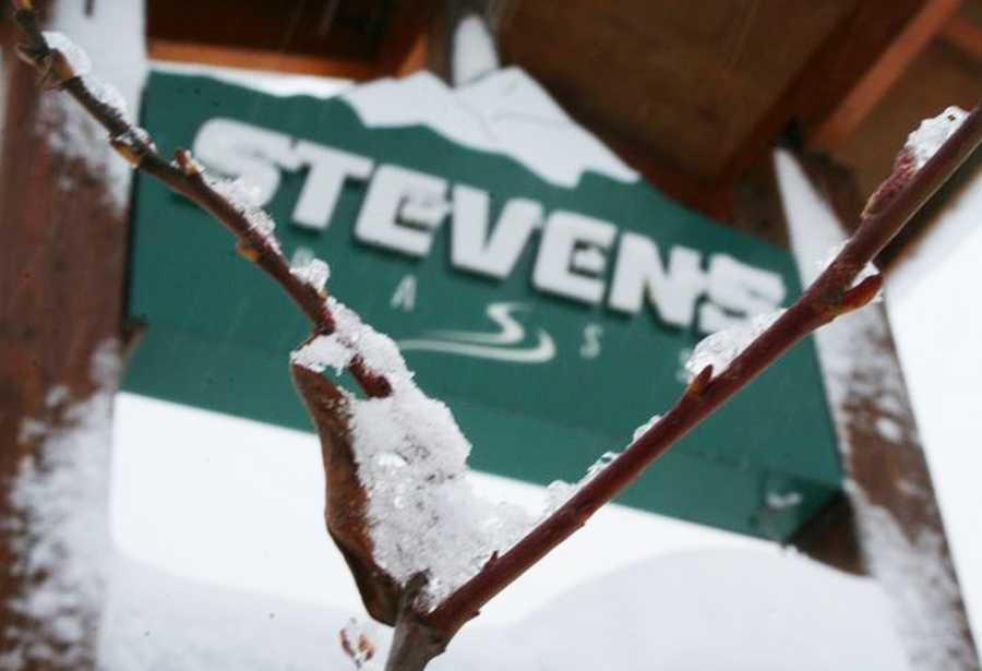 Saugstad was with 12 skiers on the back side of Stevens Pass when the avalanche hit Sunday. Stevens Pass is in the Cascade Mountains, about 80 miles northeast of Seattle.
