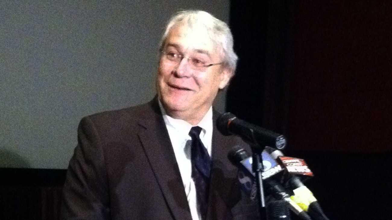 Salinas Mayor Dennis Donohue