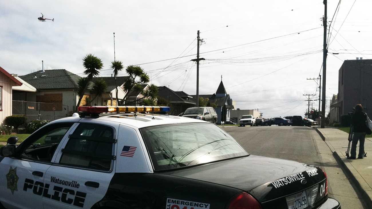 Watsonville SWAT team standoff (Feb. 28, 2012)