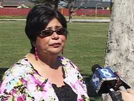 De La Rosa has served on the Salinas City Council for more than a decade. Her district includes East Salinas, an area plagued by street gangs and gun violence.