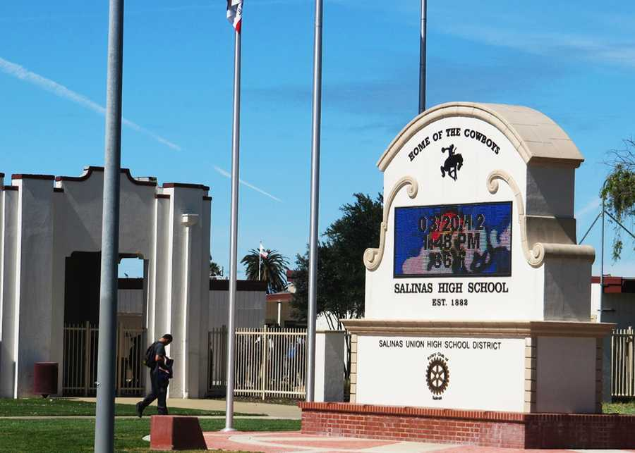 "Police Sgt. Christopher Lane said Olivares allowed students to have sex with each other in his office.  ""Detectives were able to locate 14 videos made by Olivares in his office at Salinas High,"" Lane said. ""The videos are of teenage students engaged in sexual activity with each other within Olivares' office, during school hours. It appears the videos were taken without the knowledge of the victim students, and Olivares is not in the room at the time."""