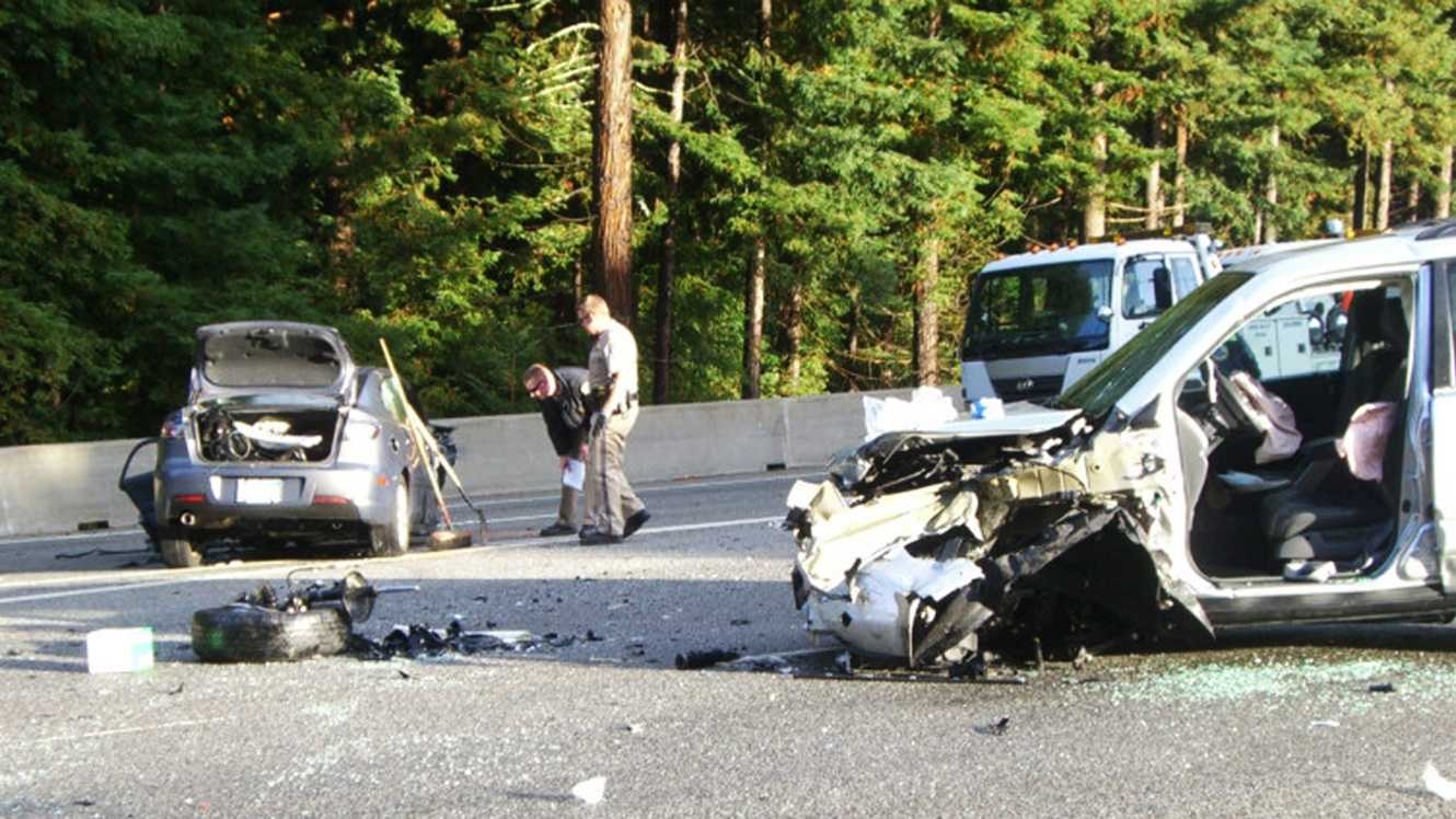 This 2008 wreck was one of many deadly crashes on Highway 17 at Laurel Road.