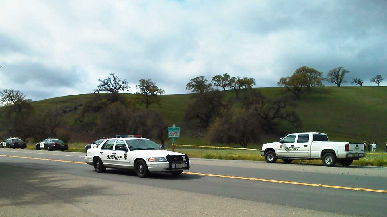 Martha Gutierrez was found dead off Highway 156 between Hollister and Gilroy. (March 22, 2012)