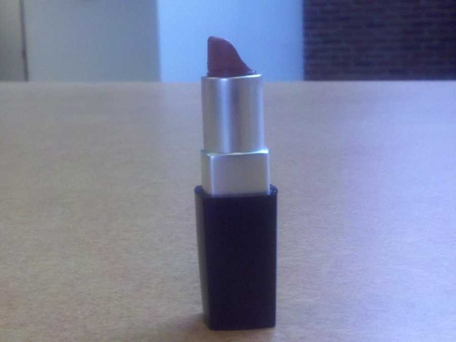 Lipstick will also melt, so if you have some in your purse, take your purse with you.