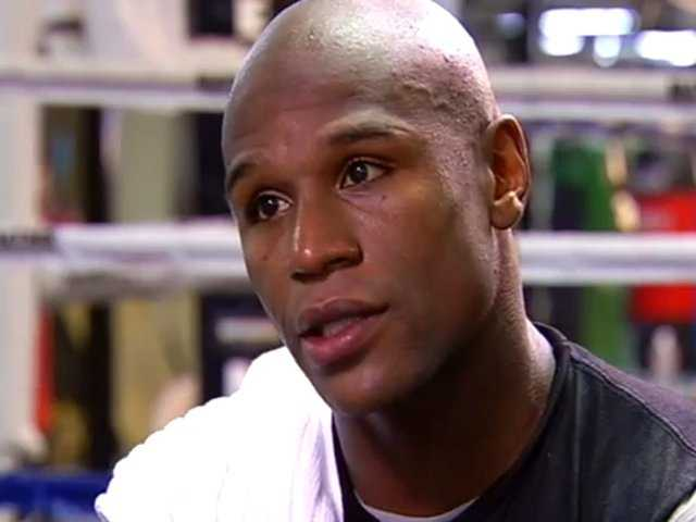 1) Floyd Mayweather Jr.: $85,000,000 salary/winnings, $0 endorsements, $85,000,000 total