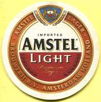 Amstel Light drinkers will most likely cast their ballot for Mitt Romney in November.