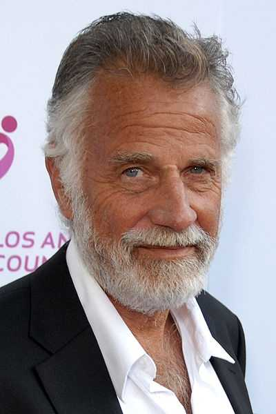 This is Jonathan Goldsmith who is billed as the Most Interesting Man in the World in Dos Equis advertising. He got in a bit of a political pickle when he hosted a fundraiser for President Obama. Republicans who drink the beer weren't happy with Goldsmith and they said so on the beer maker's Facebook page.