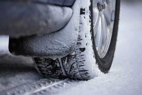 """Checking the tires for air, sidewall wear and tread depth. Checking antifreeze levels and the freeze line.""-National Safety Council"