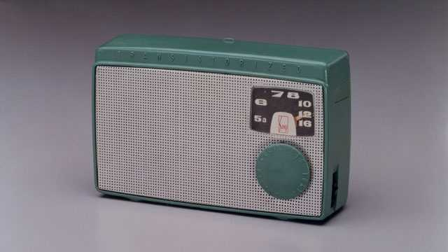 A battery-powered radio, battery-powered clock or watch and extra batteries.