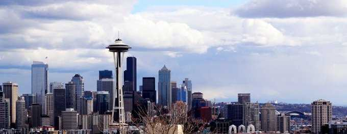 The Space Needle, which turned 50 last year, is one of the most recognized landmarks in America.
