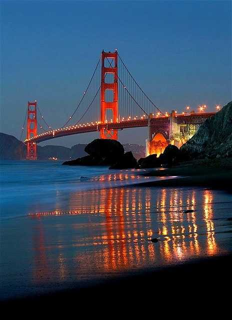 A Bay Area icon, the Golden Gate Bridge is one of the most photographed bridges in the world and attracts nearly 10 million visitors each year.