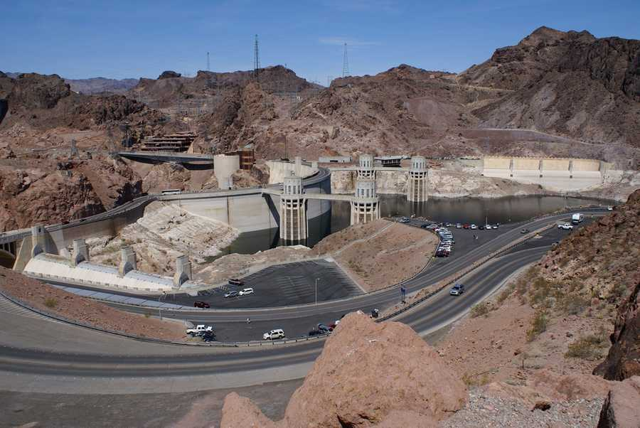 More than 100 workers died during the construction of the Hoover Dam in the 1930s.