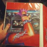 The Trapper Keeper. Whether you had the velcro strap or metal buckle, these themed binders held your most secret notes from your friends... and maybe some homework.