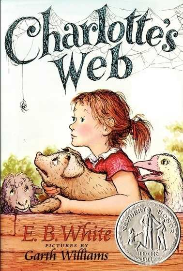 Charlotte's Web by E. B. White, 1952This children's classic, the 78th on the best selling hardcover list, has been a staple of homes across the world for years.  Somehow it made its way onto the American Library Association's frequently challenged list. The reason, some parents in a Kansas school district in 2006 decided that talking animals are blasphemous and unnatural. Elements from the story about the spider dying were also criticized as being 'inappropriate subject matter for a children's book.'