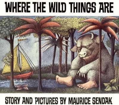 Where the Wild Things Are by Maurice Sendak, 1963Psychologists Bruno Bettelheim condemn it as 'too dark and frightening' for young children in a March, 1969 column for Ladies' Home Journal. He thought the idea that a mother would deprive a child of food was an inappropriate form of punishment, and that it would traumatize young readers. Thus, it was banned heavily in the American South, and by libraries nationwide in the first years of its release.