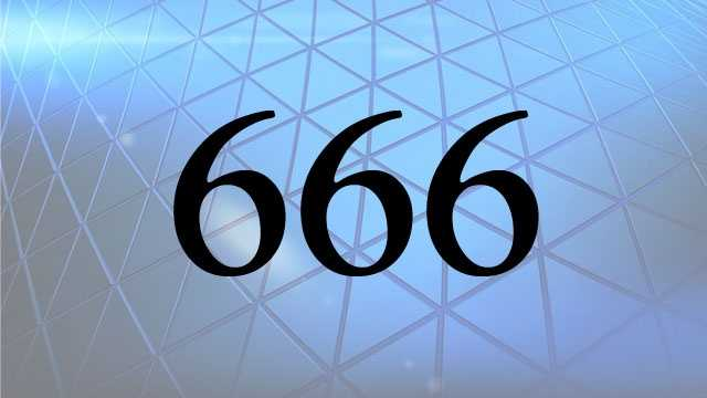 Hexakosioihexekontahexaphobia is the fear of the number 666.