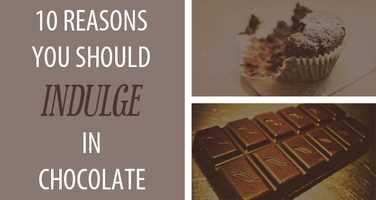 Did you know that chocolate can actually be good for your teeth? It turns out that chocolate has several health benefits and they are legitimate ways to justify your obsession.