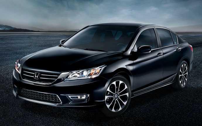 1. Honda Accord - 85,596 stolen