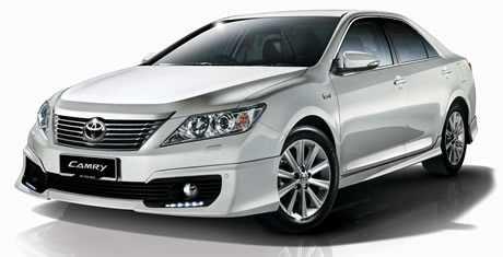 5.Toyota Camry - 16,251 stolen