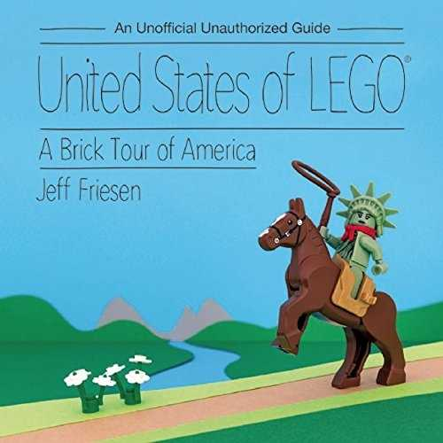 United States of Lego: The Bookis due to hit bookshelves in September.You can pre-order by clicking here.Thanks to Jeff Friesen for giving us permission to use his photos.