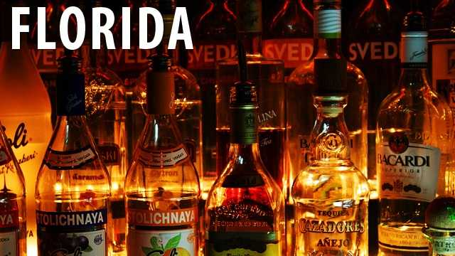Florida:In any establishment where alcohol is being sold it is illegal and punishable by up to a $1,000 fine if patrons participate in a dwarf-tossing contest. (Business Insider)