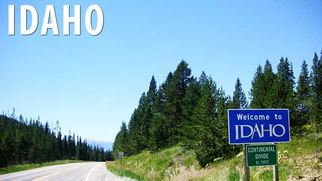 "Idaho:Not surprisingly, cannibalism is punishable by up to 14 years in prison, however, it is ok to ""willfully ingest the flesh or blood of a human being"" if it's a life-or-death situation. (Source: Business Insider)"