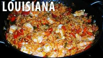 Louisiana:The classic recipe Jambalaya when prepared in the traditional manner is not subject to the typical sanitation regulations placed on other foods cooked by restaurants. (Source: Business Insider)