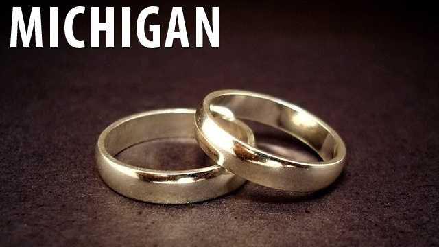 Michigan:Don't think about committing adultery, it is a felony and punishable by a $5,000 fine and a maximum of four years in prison. (Source: Business Insider)