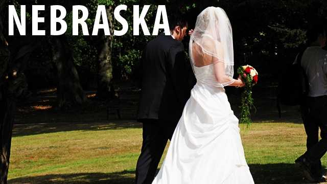 Nebraska:Unfortunately if you are afflicted with a venereal disease it is against the law for you to marry in Nebraska. (Source: Business Insider)