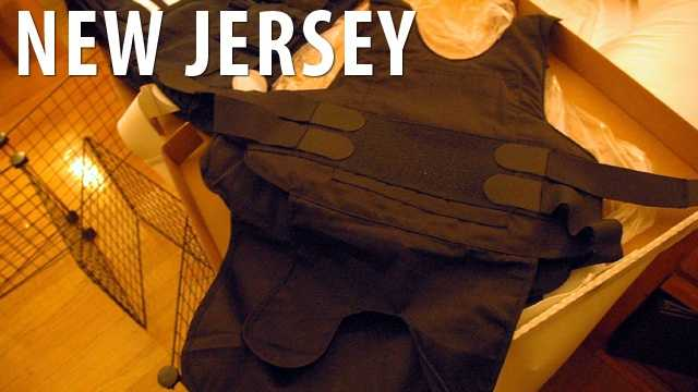 New Jersey:If an individual is committing murder, manslaughter, robbery, ect and they are caught, they will be charged for that crime, and if they are also wearing a bullet-proof vest they will be charged for an additional crime of wearing the vest. (Source: Business Insider)