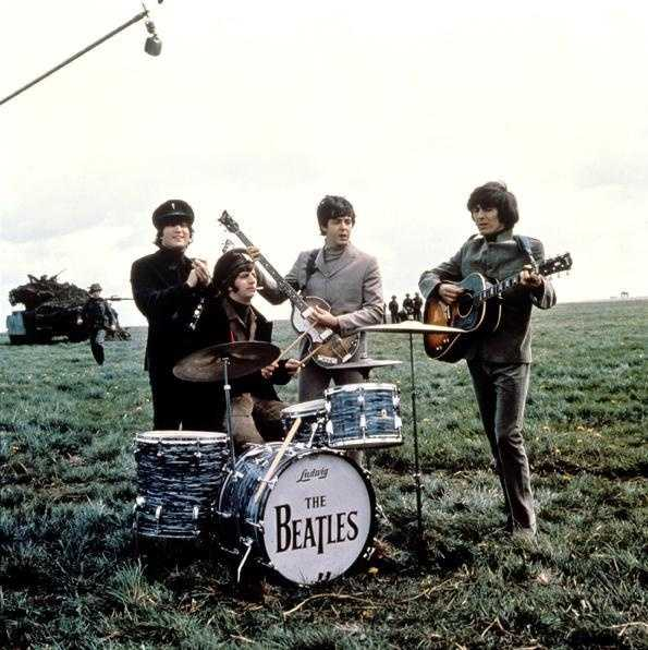"""When the Beatles were recording the song """"A Day in the Life"""" Paul McCartney added an extra high-pitched whistle that was only audible to dogs. He included this for his Shetland Sheepdog to enjoy when listening to the song. (Source: barkpost.com)"""