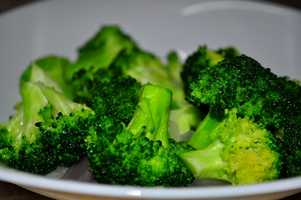 Steam your broccoliWhile broccoli is already a cancer-prevent super food, studies have shown that to maintain it's cancer-preventing qualities it is best to cook it with steam as opposed to boiling, frying, or microwaving.